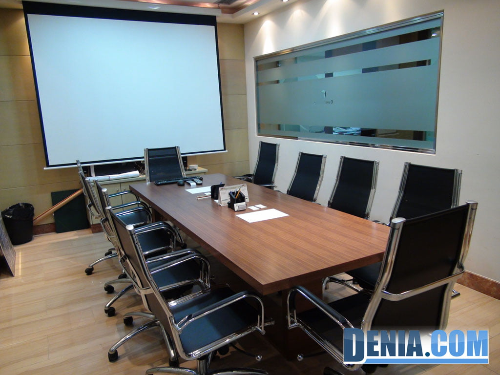 Real Estate Euroholding Dénia - Meeting Room