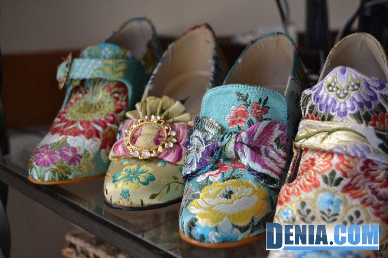 L'Espolí - Zapatos de fallera en Dénia