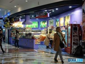 Portal de la Marina- Tiendas para tu ocio- Dulces