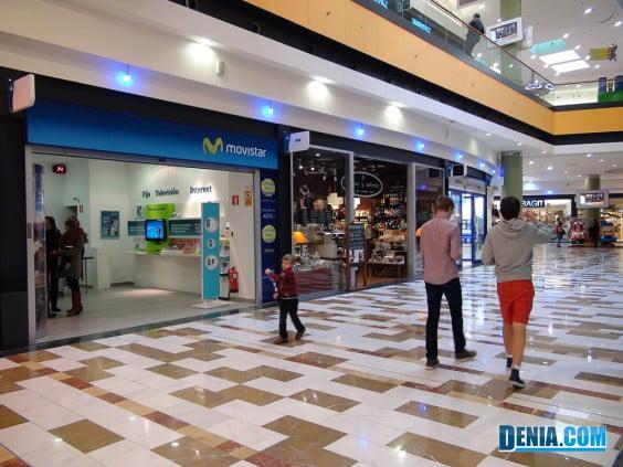 Portal de la Marina- Tiendas para tu ocio- Gran oferta de servicios