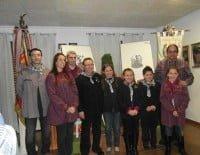 Presentación de bocetos de la Falla Les Roques 2013 06