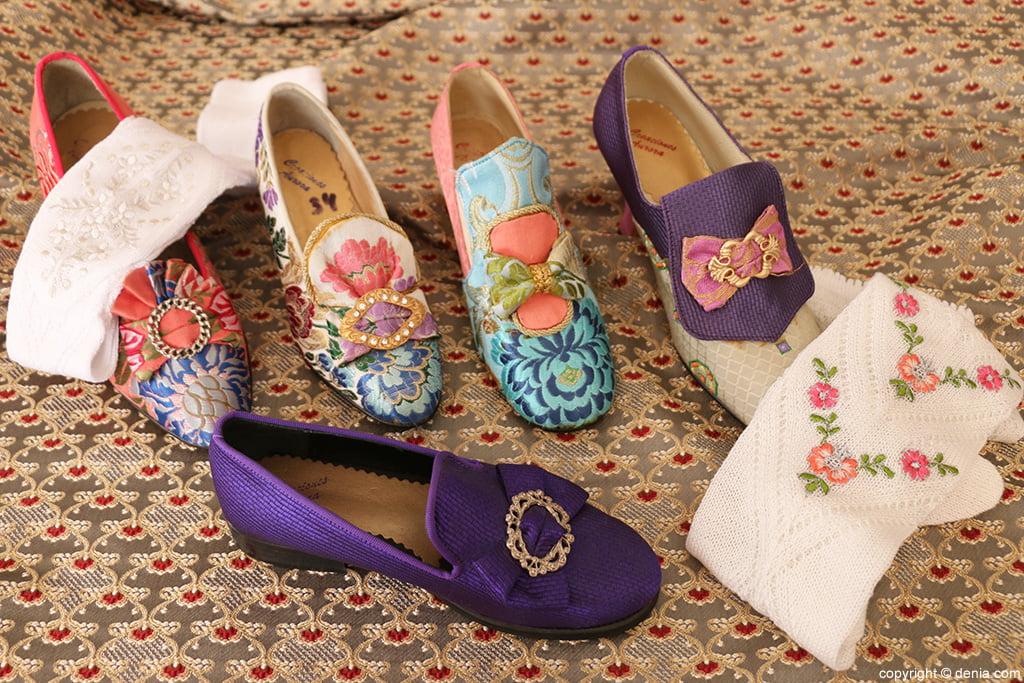Chute de chaussures L'Espolí