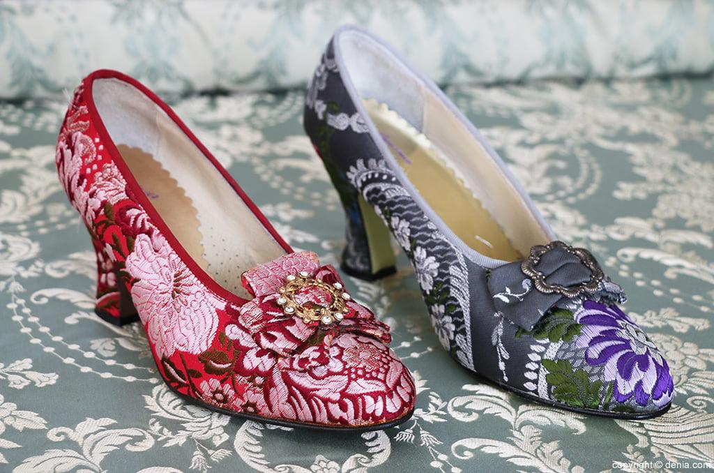 Footwear falleras L'Espolí
