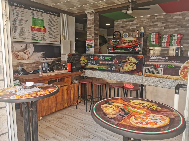 Pizzeria Taormina Dénia