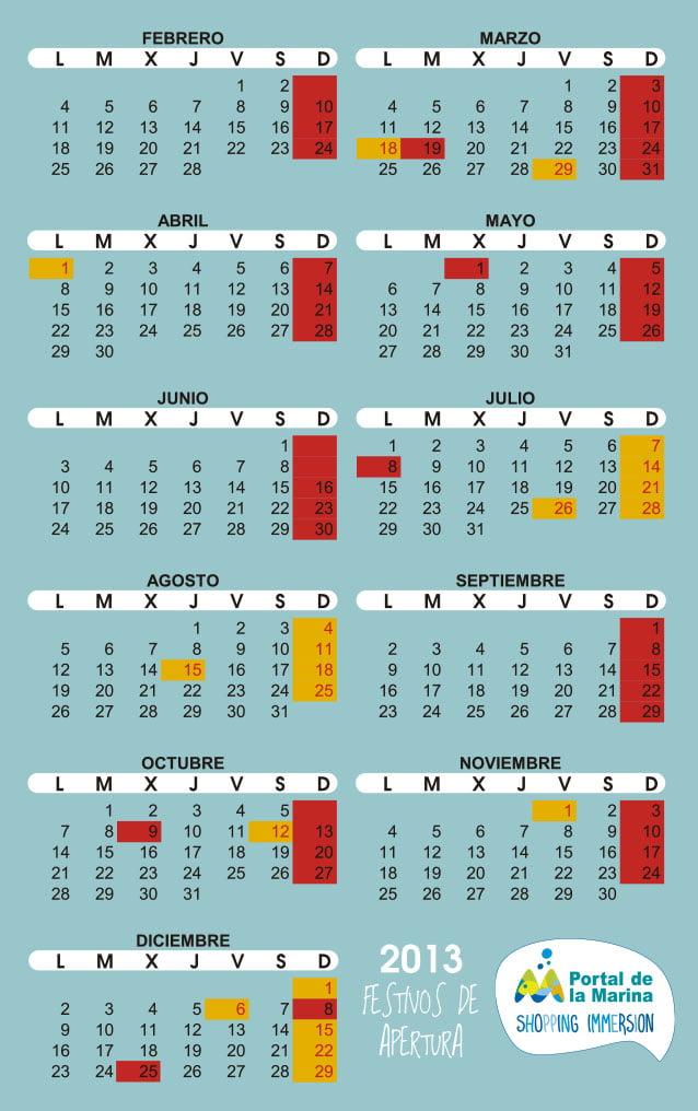 AAFF Calendario2013