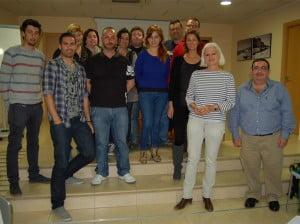 Clausura del curso de alemán para el sector turístico en la UNED Dénia