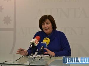 Pepa Font habla sobre el Plan General de Dénia