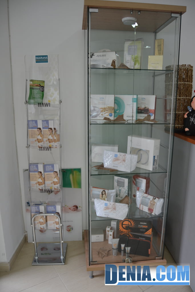Productos de belleza en Guaraná