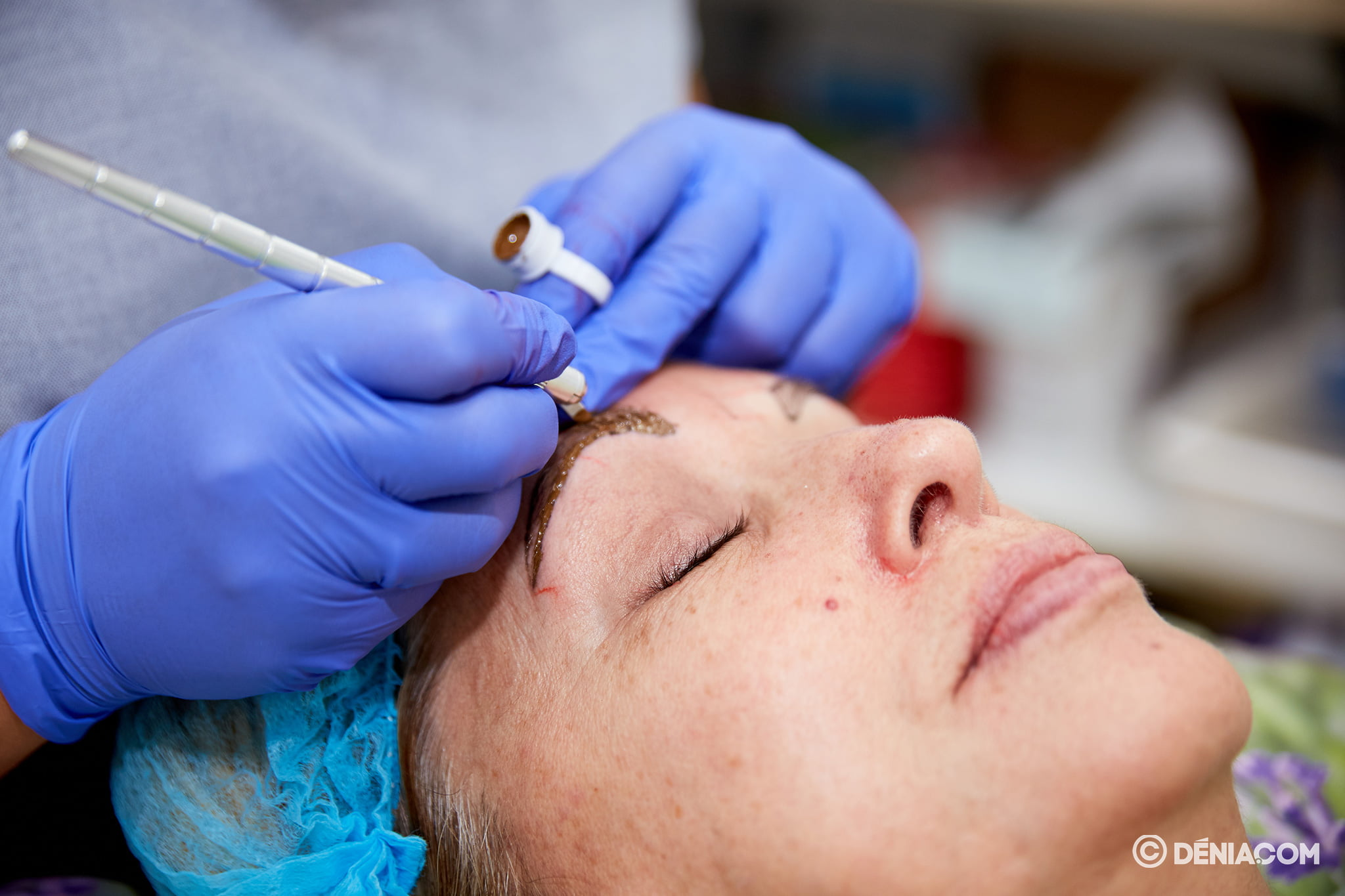 Microblading eyebrows Dénia - Guaraná aesthetic Center