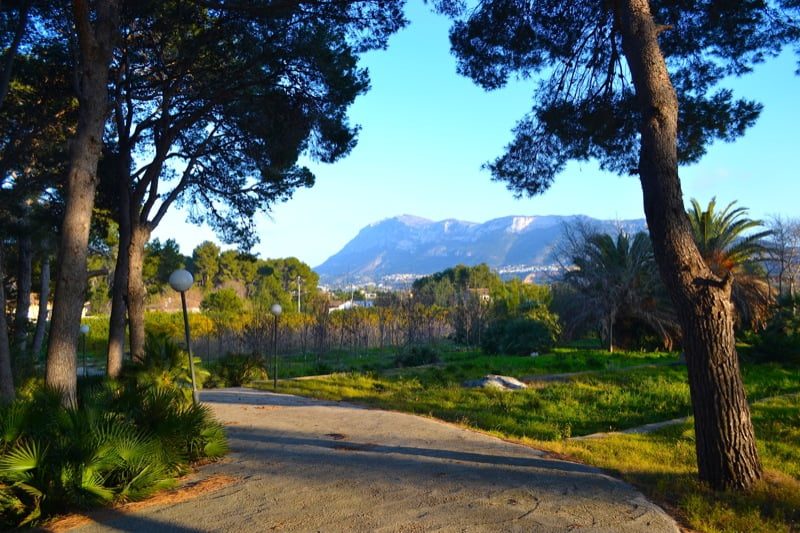 Vacation Villas, Manor House, Mansion in Dénia Views