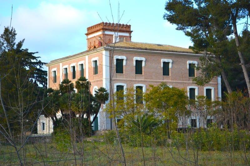Vacation Villas, Manor House, Mansion in Dénia