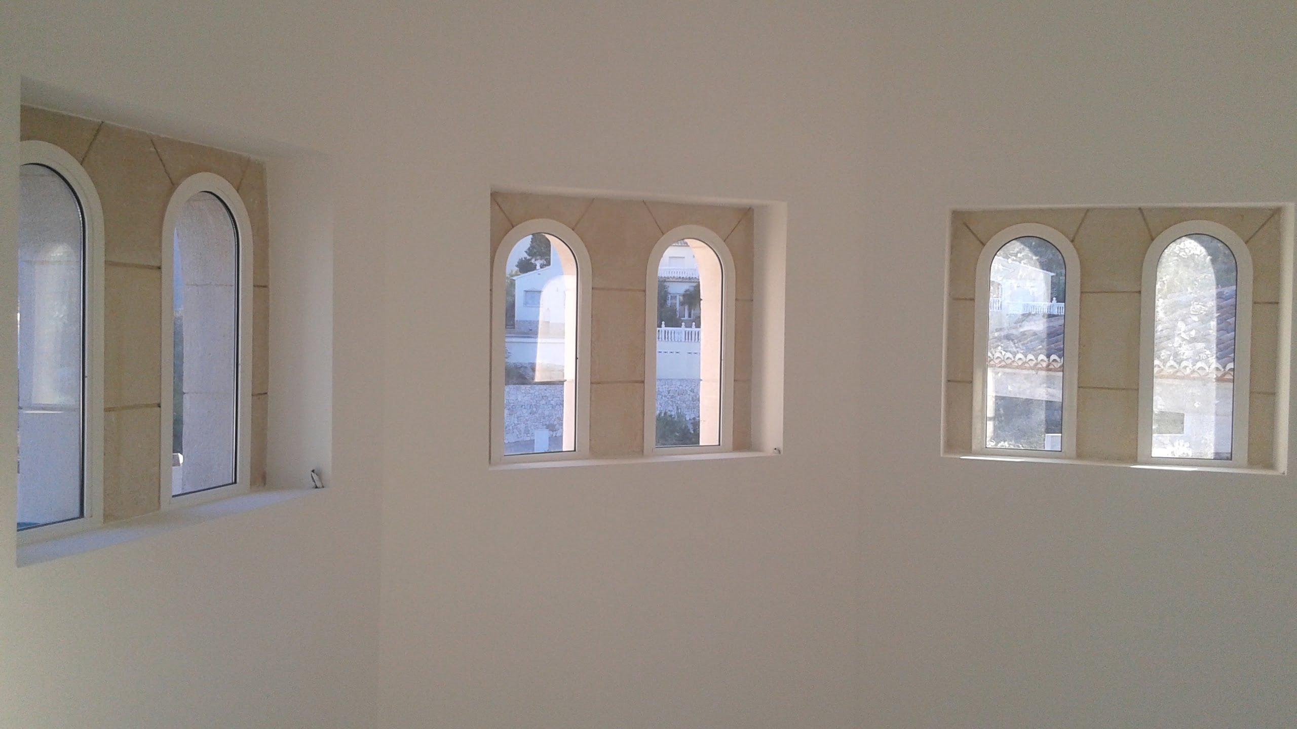 ventanas pequeñas