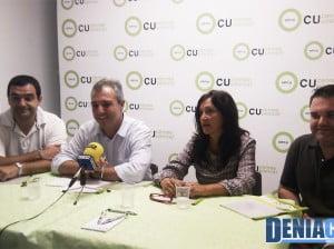 Centre Unificat apuesta por la supresión de puestos de confianza en Dénia