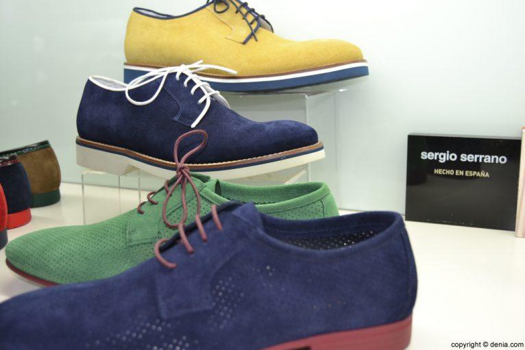 Ramón Marsal shoes - Sergio Serrano