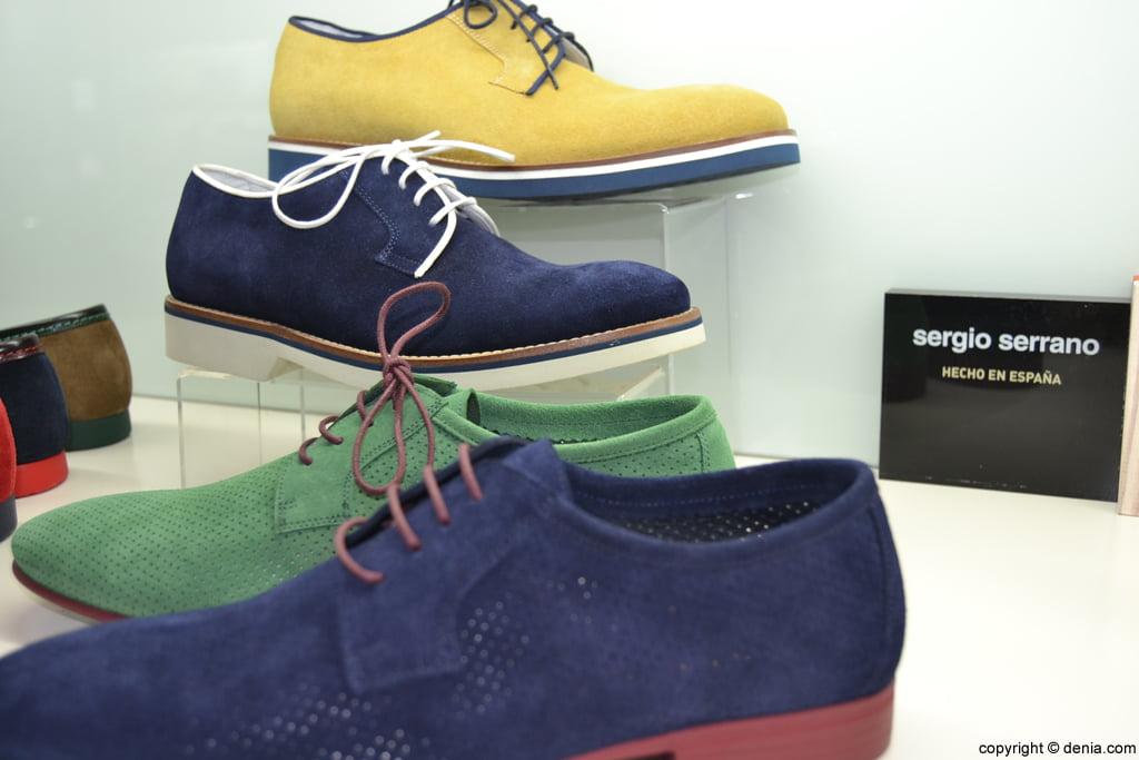 Ramón Marsal footwear - Sergio Serrano
