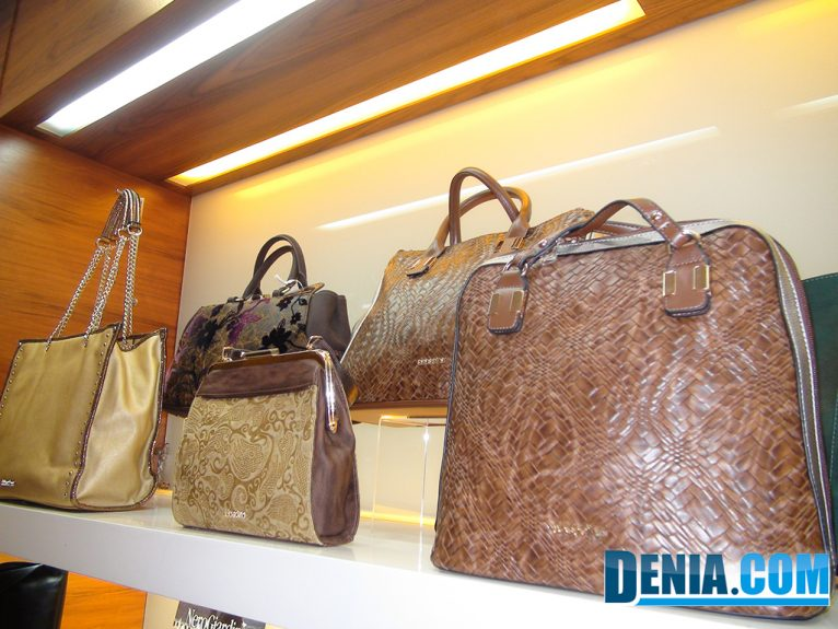Ramón Marsal shoes, leather bags