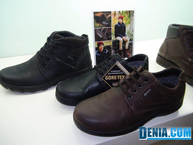Calzados Ramón Marsal, calzado Gore-Tex para hombre