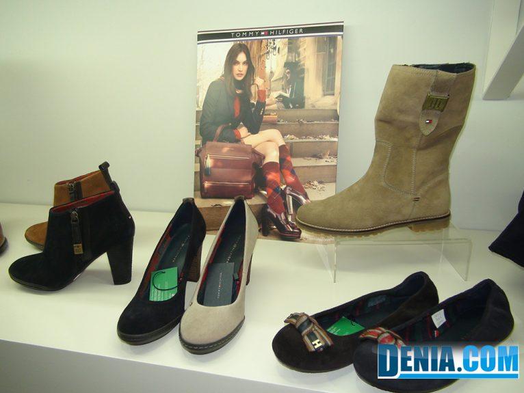 Calzados Ramón Marsal, zapatos para mujer Tommy Hilfiger