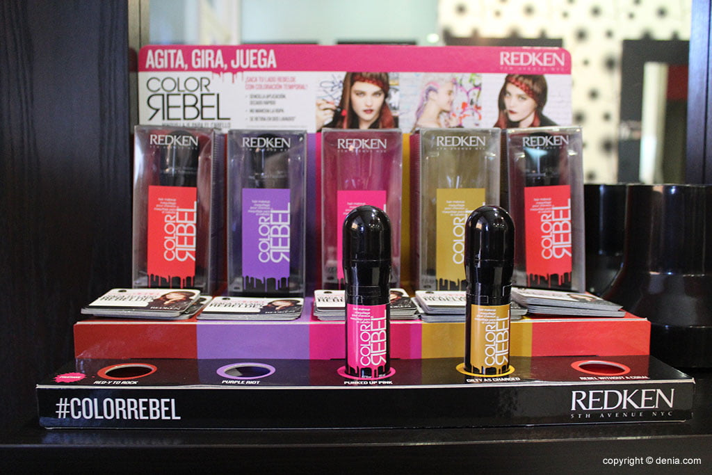 Color Rebel de Redken