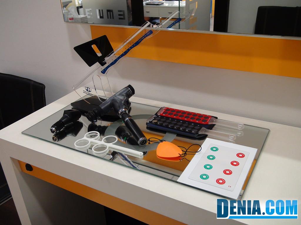 Delamar Óptics, estudios ópticos