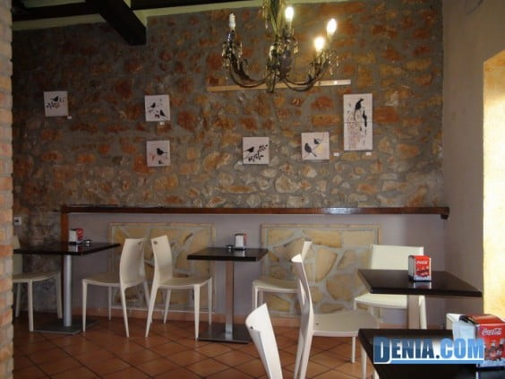Socarrats Exhibition, Café Quevedo