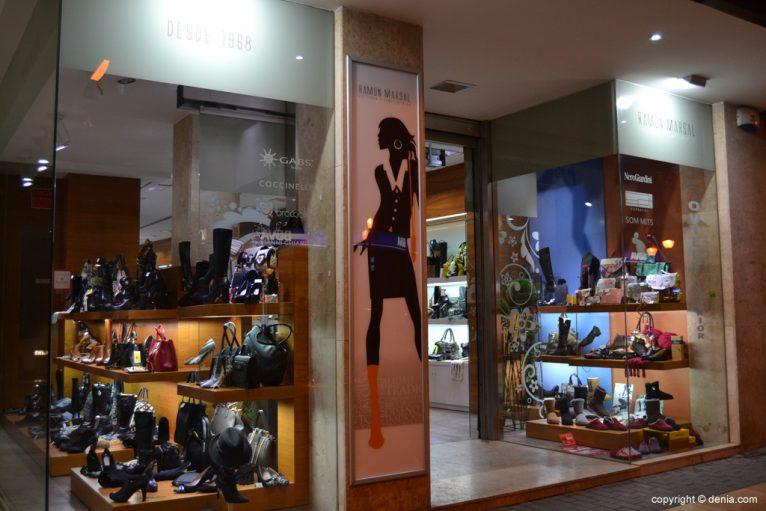 Ramón marsal - shoe shop Dénia