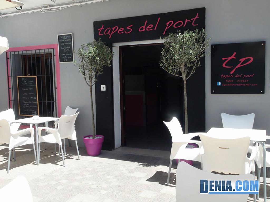 Tapes del Port, Restaurante en Dénia