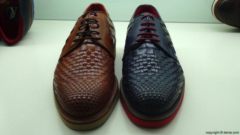 Calzado textura Calzados Ramon Marsal