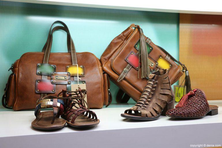 Footwear summer brown Calzados Ramón Marsal
