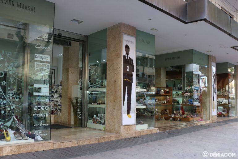 Entrance Calzados Ramón Marsal