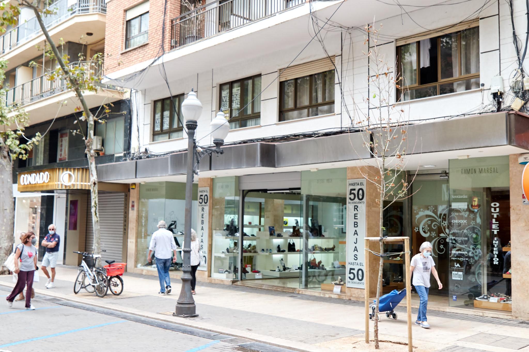 Tienda Calzados Ramón Marsal
