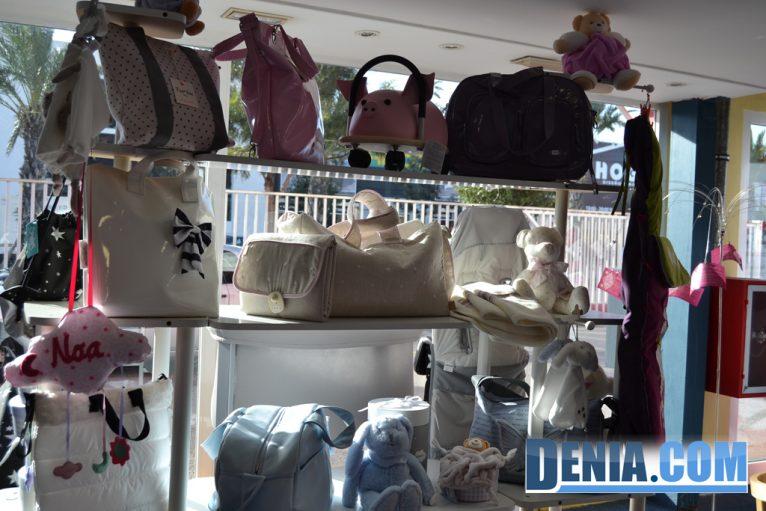 Accessoris per a mares i nadons en baby Shop