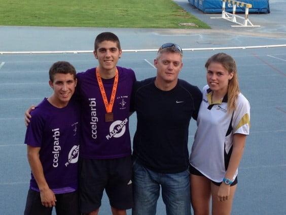 Atletas de Juanvi Moreno