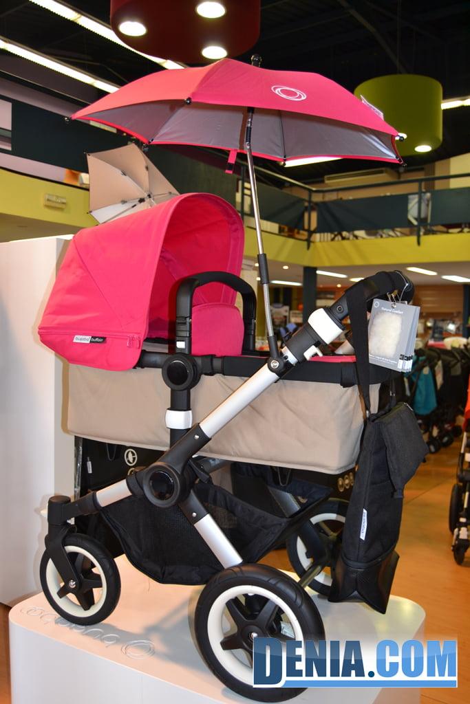 Carrets Bugaboo en Baby Shop