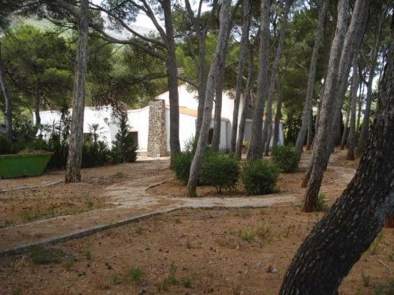 Casa Forestal Iryda en Dénia