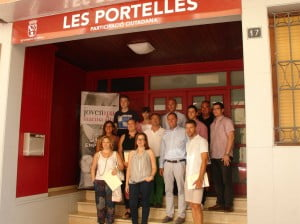 Clausura del curso de emprendedores en Dénia