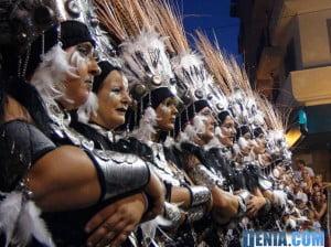 Comienzan las fiestas de Moros y Cristianos en Dénia