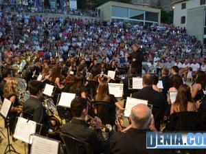 Concierto de la Banda de Dénia