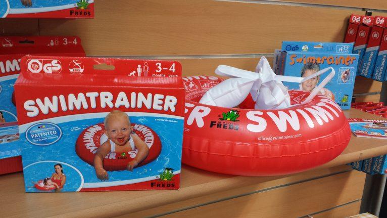 Flotador per a Nadó de regal en Baby Shop