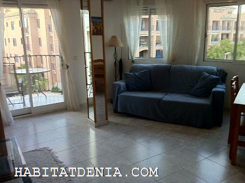 Habitat Dénia, piso en venta en la avenida Miguel Hernández de Dénia