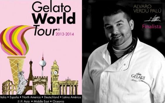 Heladería Verdú presente en la Gelato World Tour de Valencia