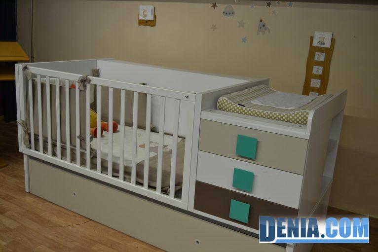 Mobles convertibles en Baby Shop
