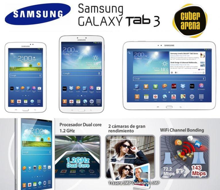 """Samsung Galaxy Tab 3 7""""  8""""  10"""""""