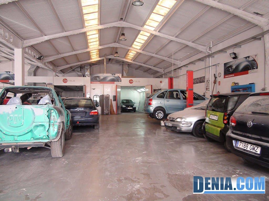 Talleres Salvá, taller mecánico para coches de todo tipo y embarcaciones