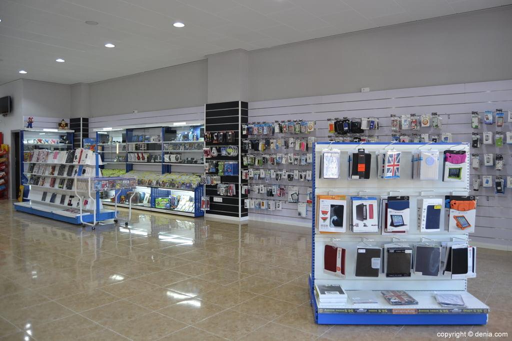 Tienda Cyber Arena