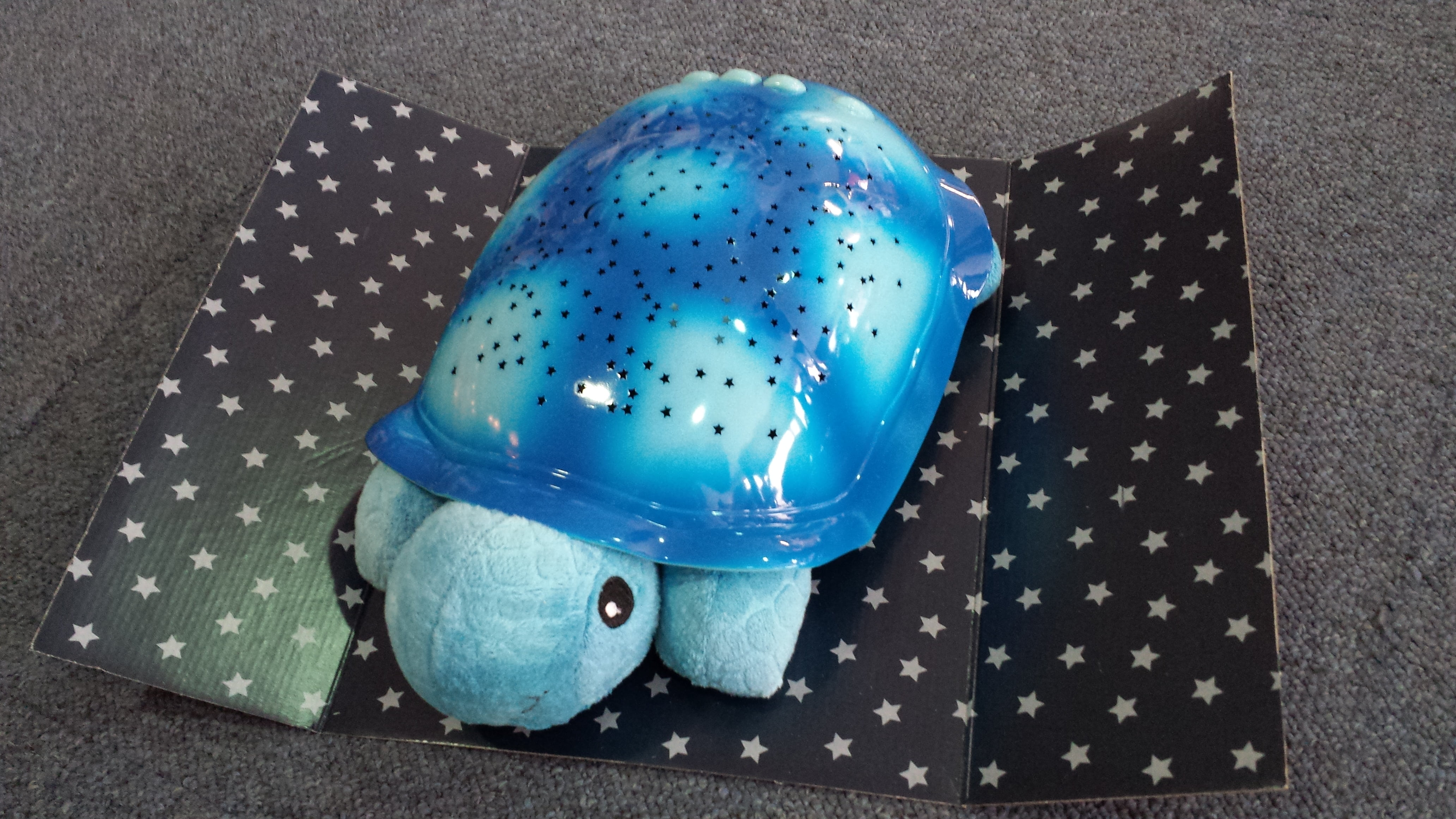 Twilight Turtle, sorteig de BabyShop Dénia