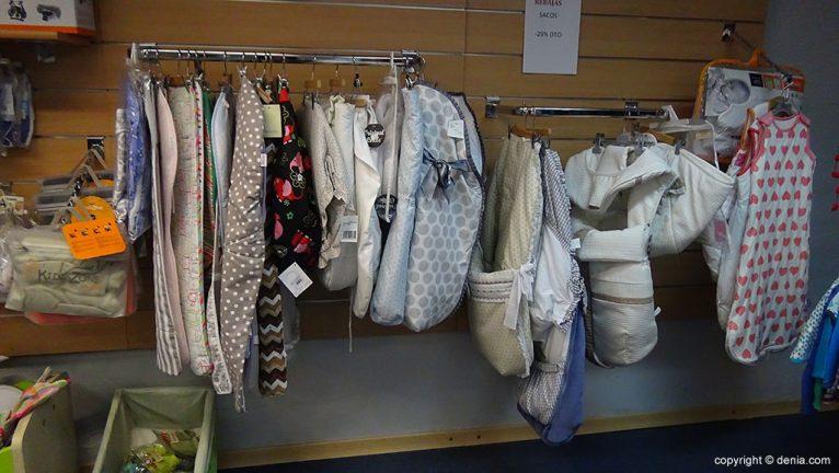 ropa abrigo bebés
