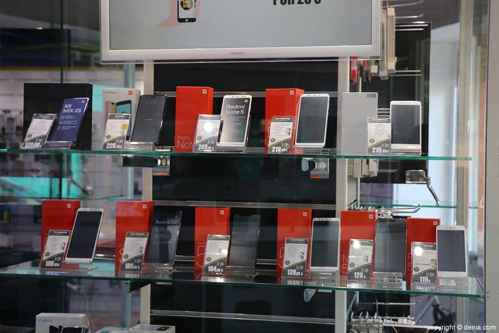 Smartphones Xiaomi Cyber Arena