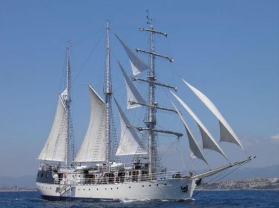 Barco Estrella Polar en Dénia