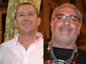 Capitanes de las fiestas de Moros y Cristianos de Dénia 2014